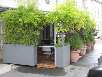 Parisbalcon paysagiste am nagement d coration for Conseil amenagement terrasse
